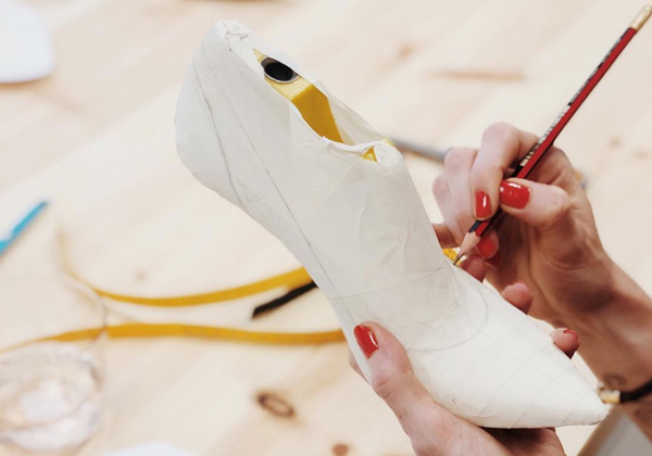 leather shoe making class