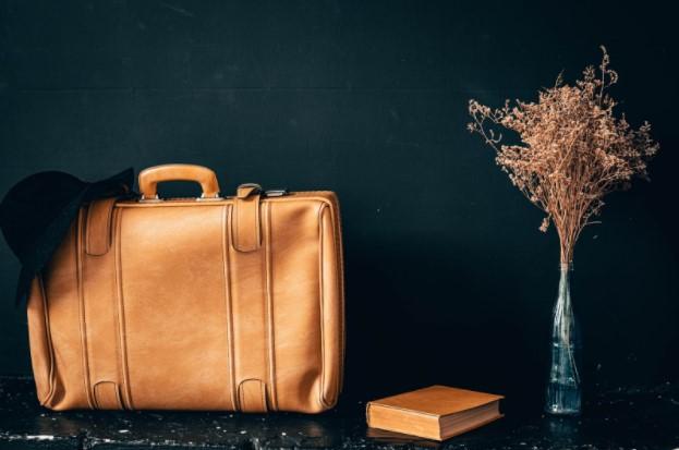 leather bag vintage